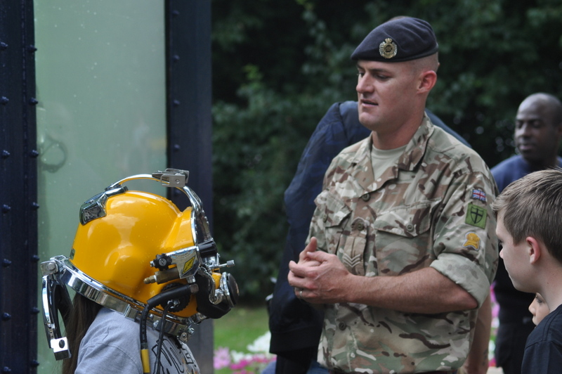Andover Armed Forces Day 2017