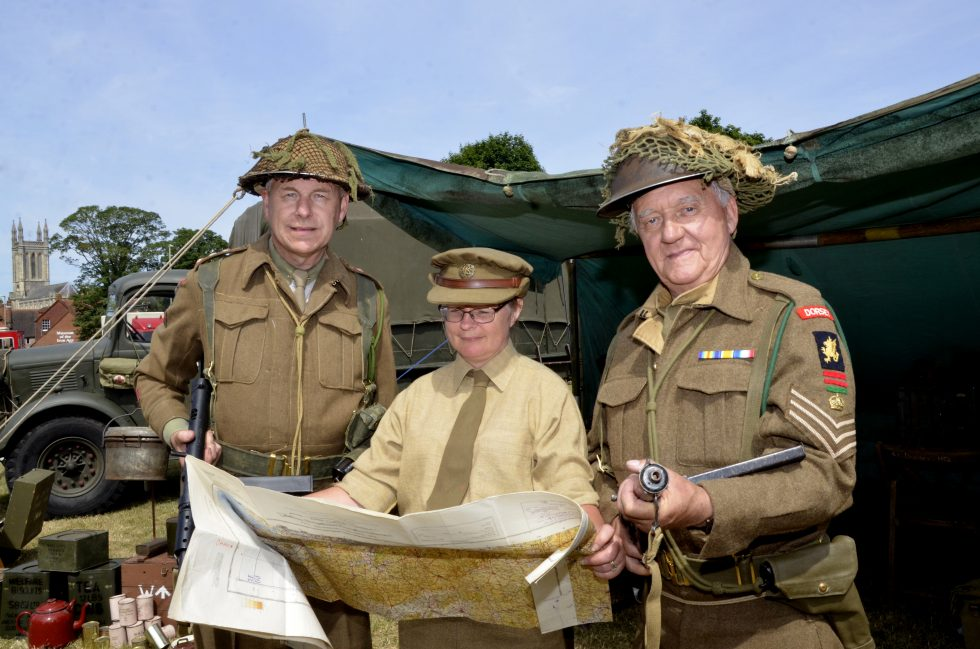 Dorset 4th Andover Armed Forces Day 2018
