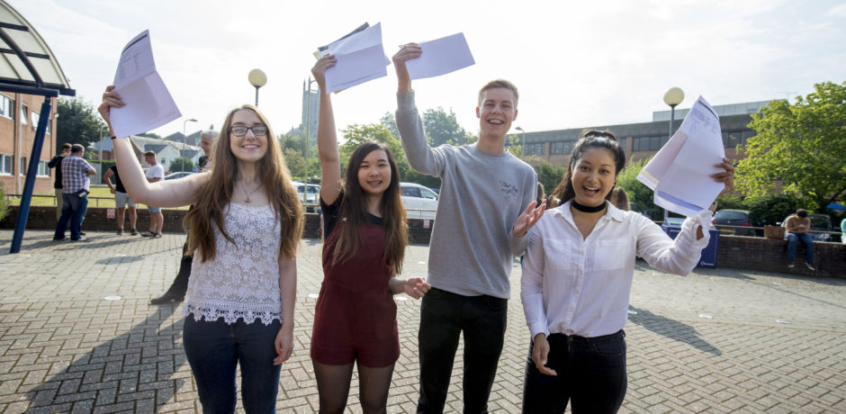 Andover College A-Level Results