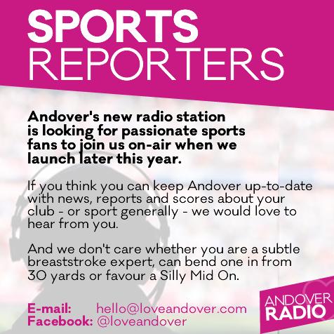 RADIO VOLUNTEER-AD Sports Reporters 001