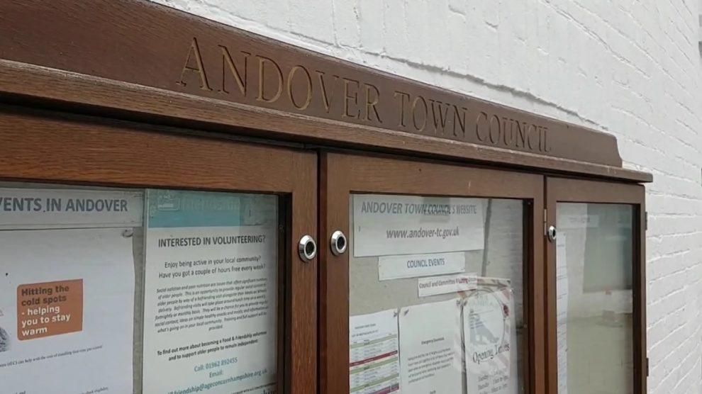Andover Town Council
