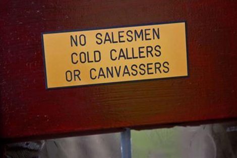 Election - No Canvassers