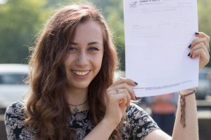 Andover College student A level results