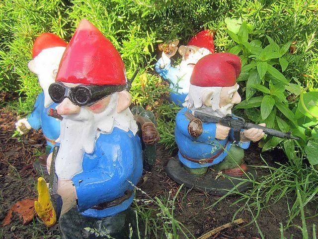 Andover Garden Gnomes