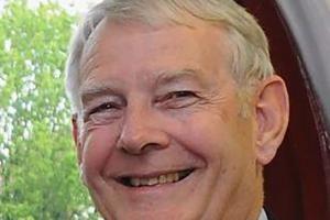 TVBC Councillor Ian Carr