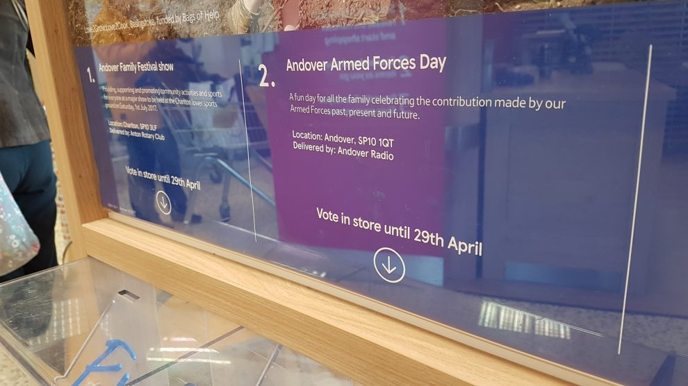 Andover Armed Forces Day