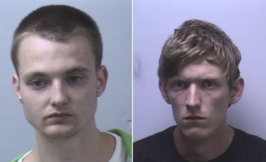 Nathan Crocker and Damian Wernham Jailed