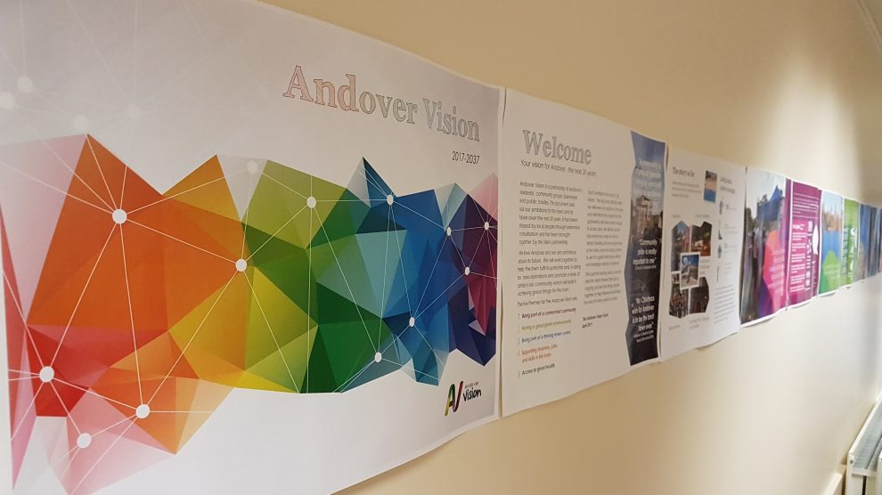 Andover Vision document launched