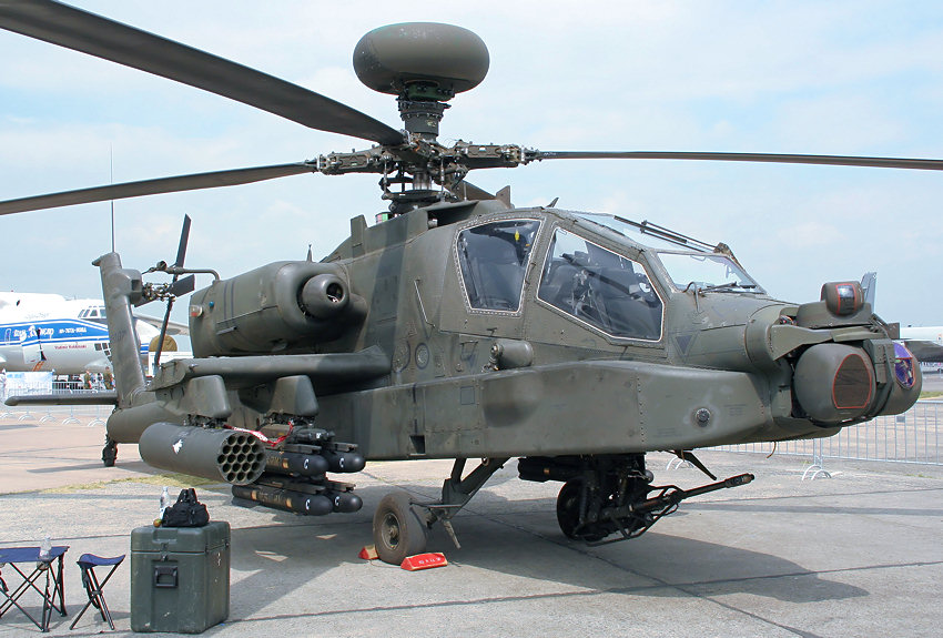 Apache Helicopter – Andover Armed Forces Day