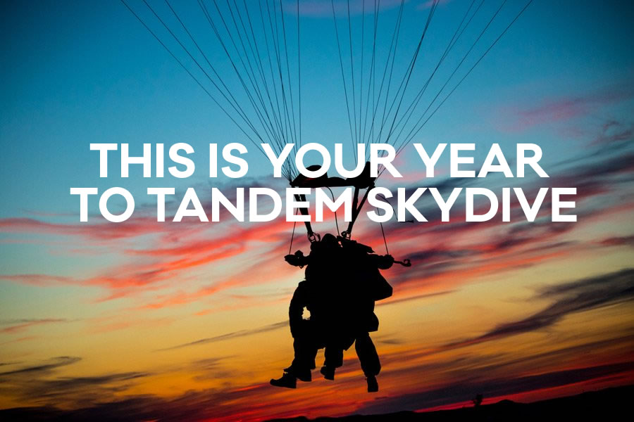 Love Andover SkyDive