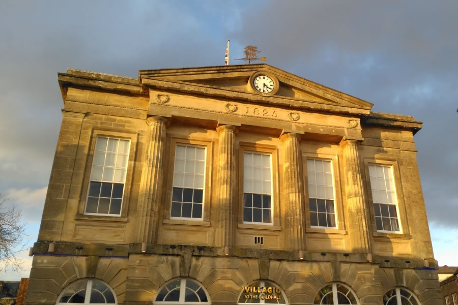 Andover Guildhall