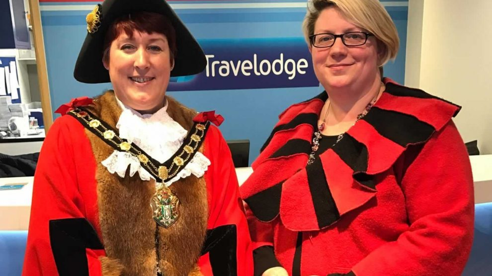 Town Council New appointment: Andover Town Mayor