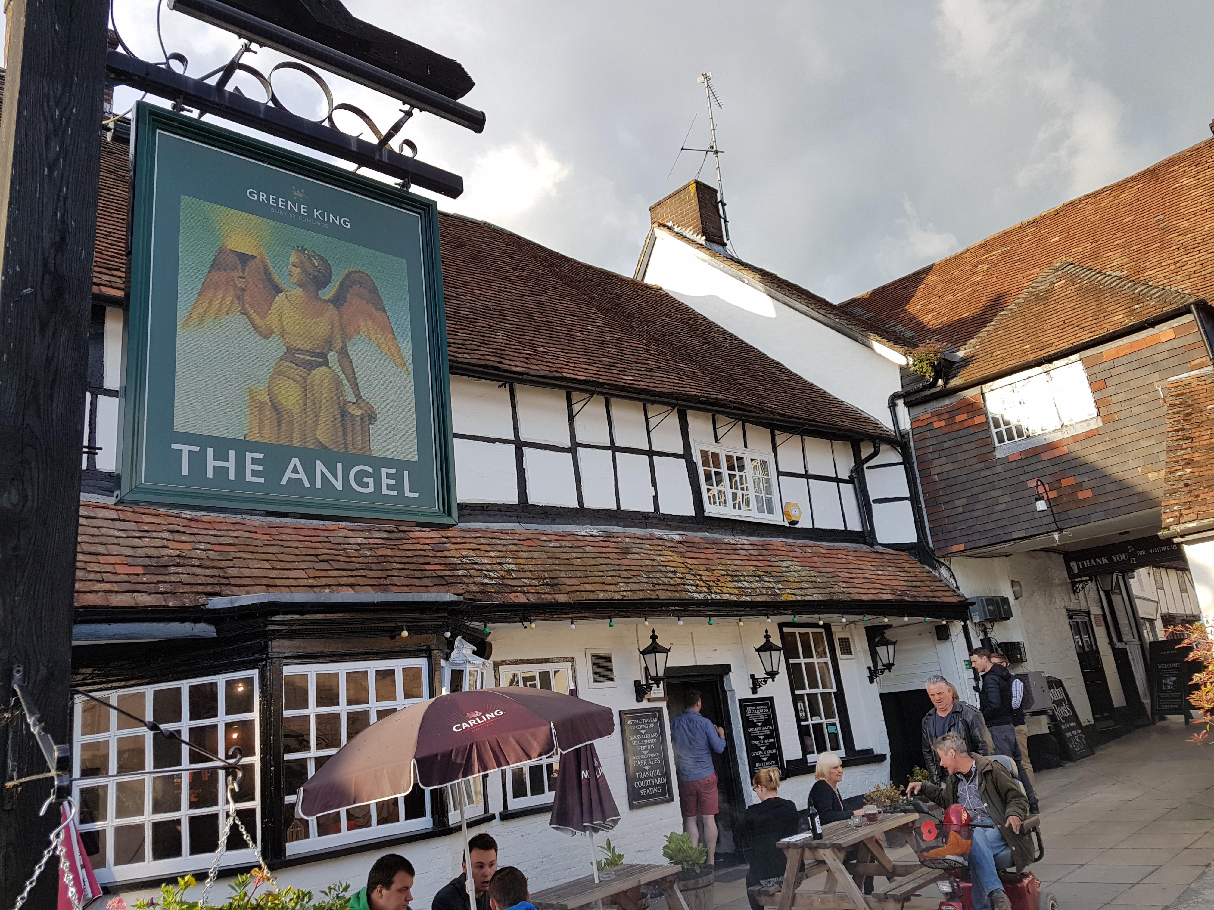 The Angel Inn Andover
