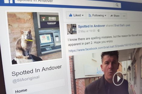Andover Town Council concern: Spotted in Andover Radio Show