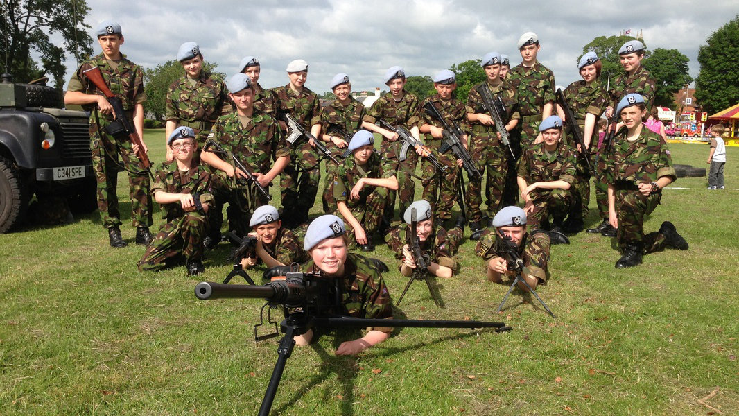 Andover Armed Forces