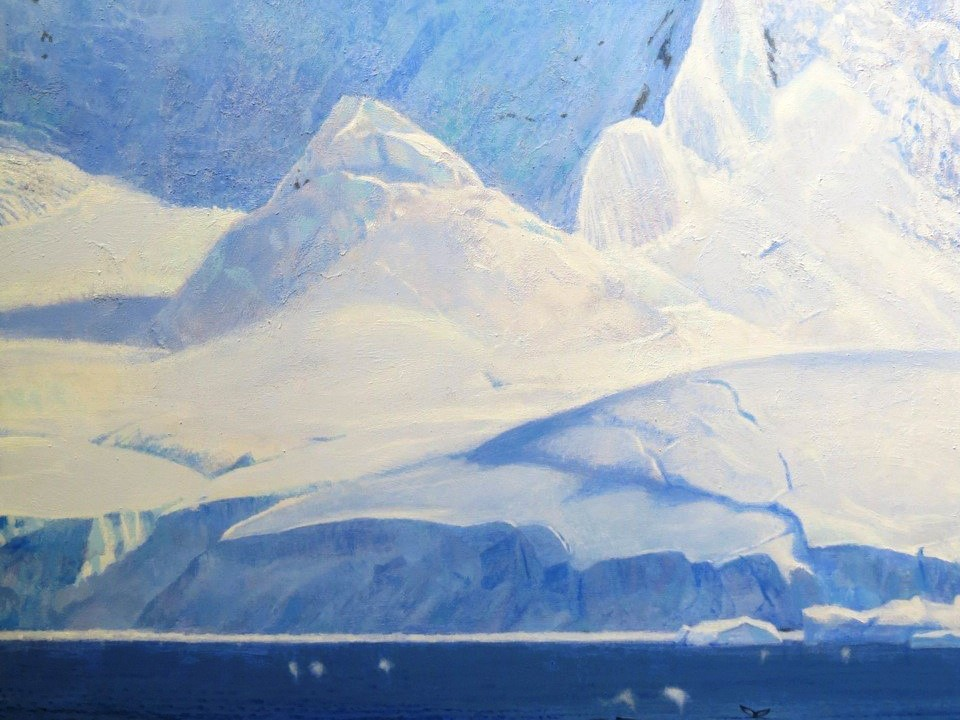 Darren Rees – Icebound 1