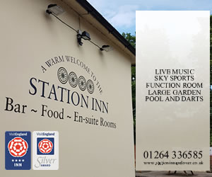 Station Inn Andover