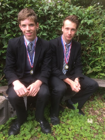 Rookwood School – Joshua Armstrong and William England