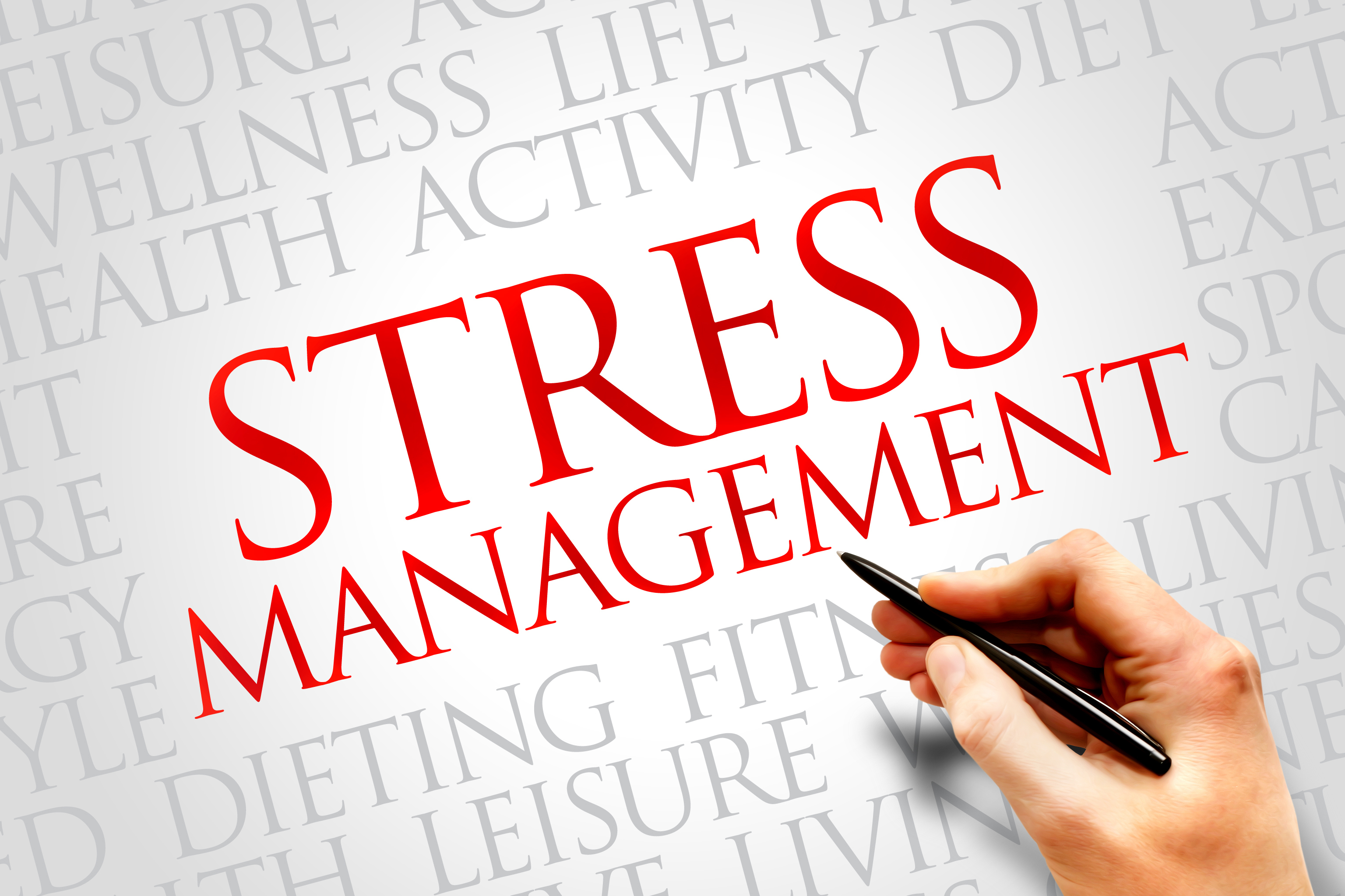 5 week stress management course 1 of 5 love andover