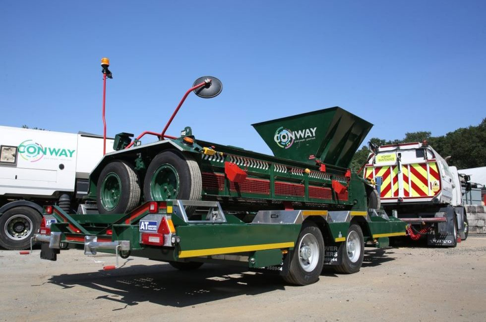 Andover Trailers FM Conway Trailer 1