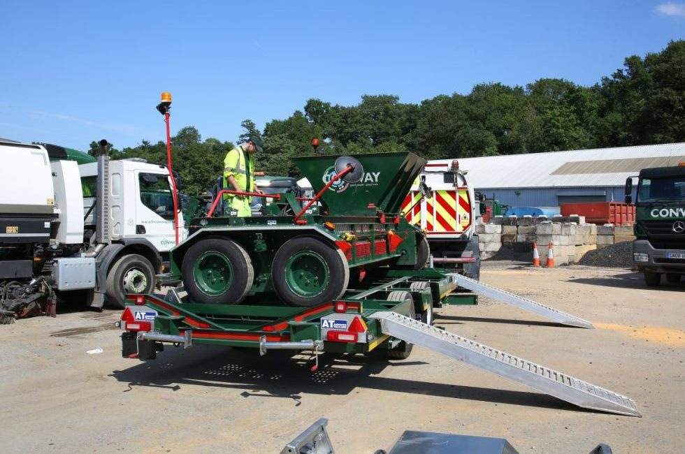 Andover Trailers FM Conway Trailer 2