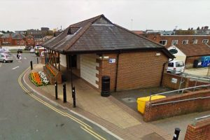 George Yard Toilets, Andover