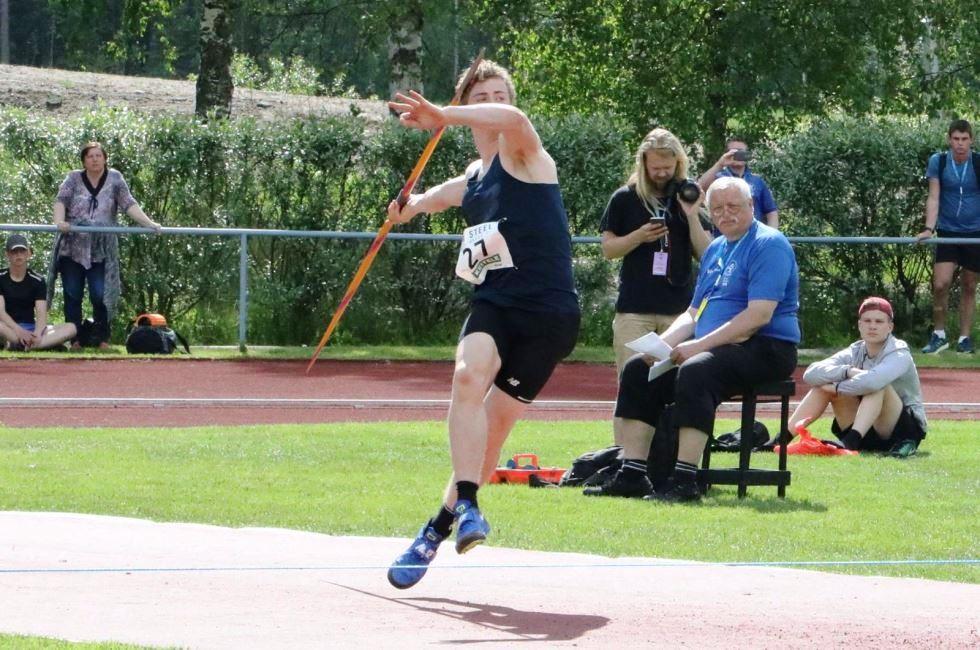 John Hanson – Tom Hewson Finland Launch