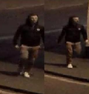 Police – Andover Exposure CCTV Image