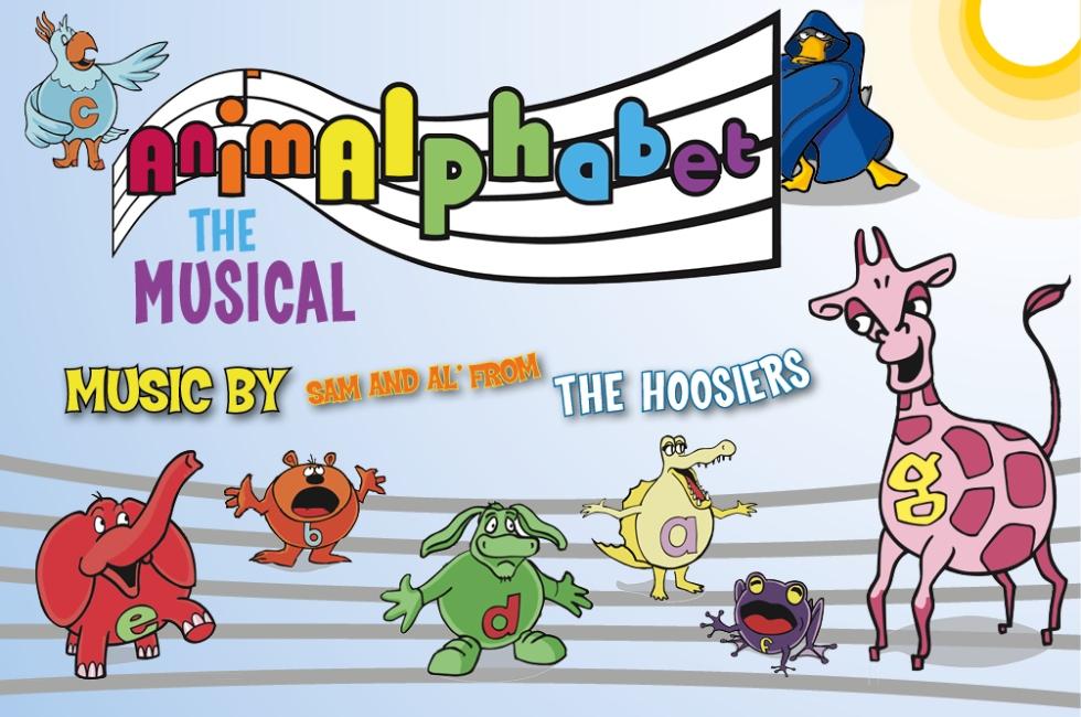 The Lights – Animalphabet Colour