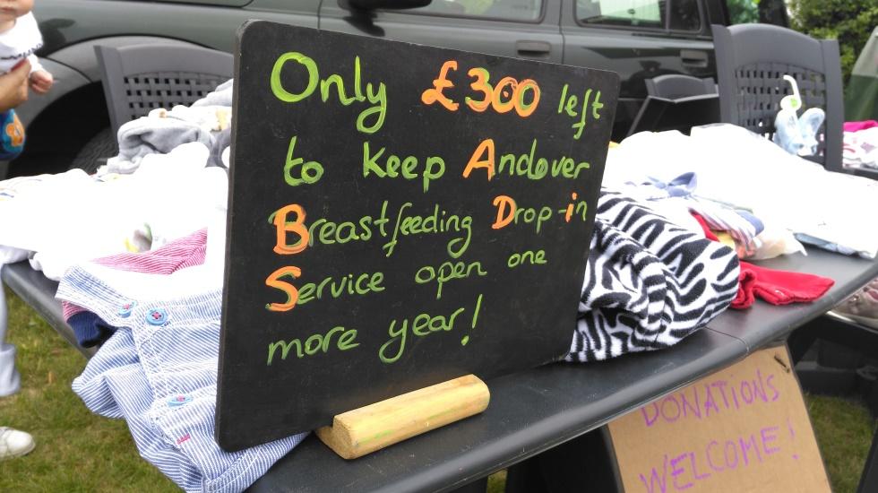 Weyhill Car Boot – Andover Breastfeeding Drop In