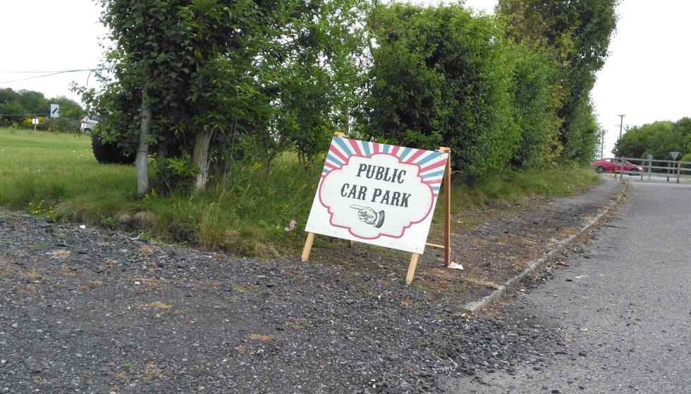 Weyhill Car Boot – Car Park