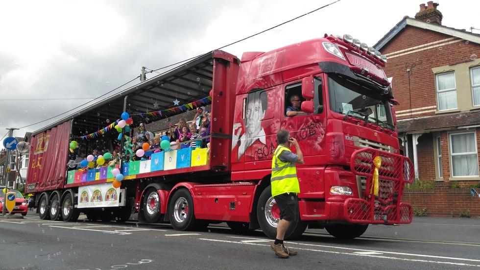 Andover Carnival 2017 – 33