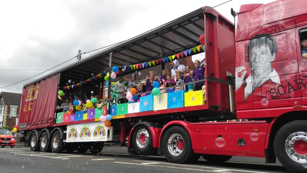 Andover Carnival 2017 – 34