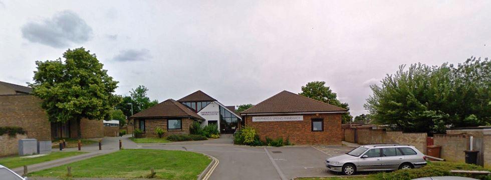 Google – Shepherds Spring Medical Centre