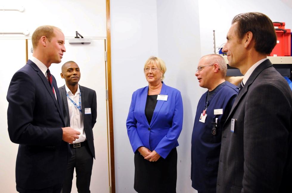 Hampshire Hospitals – Prince William
