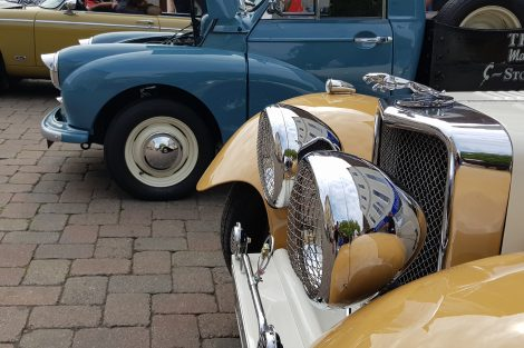 Andover Festival of Motoring 2017 Panther J72
