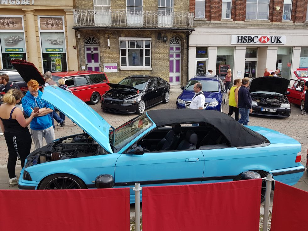 Andover Festival of Motoring 2017