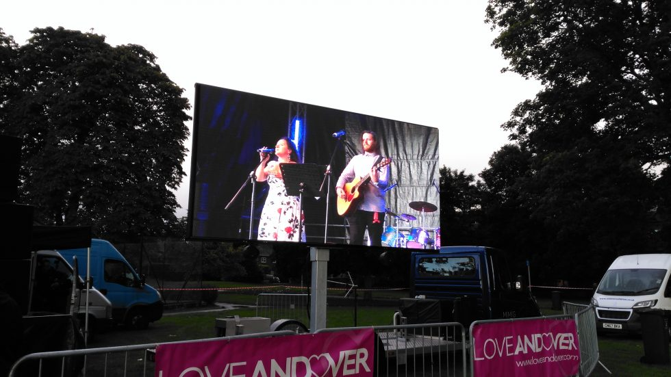 Andover Proms: Marie Ponting and Robbie Bowry
