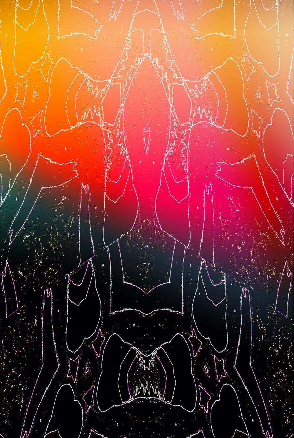 kaleidoscopic kaos copy