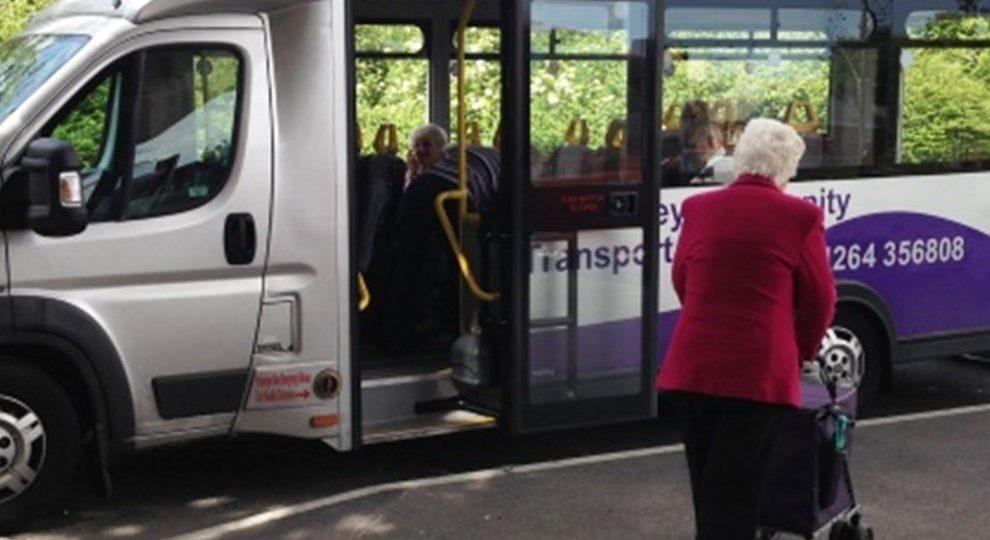 TVCS Minibus
