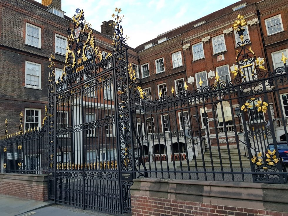 College of Arms London