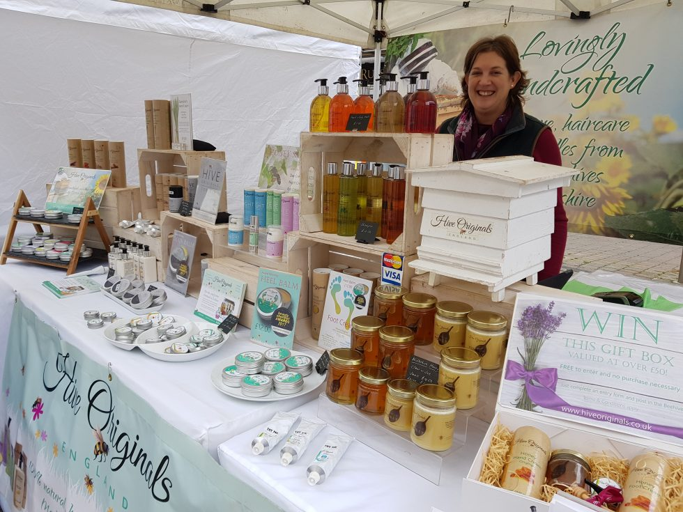 Andover Farmers and Craft Market - Hive Originals