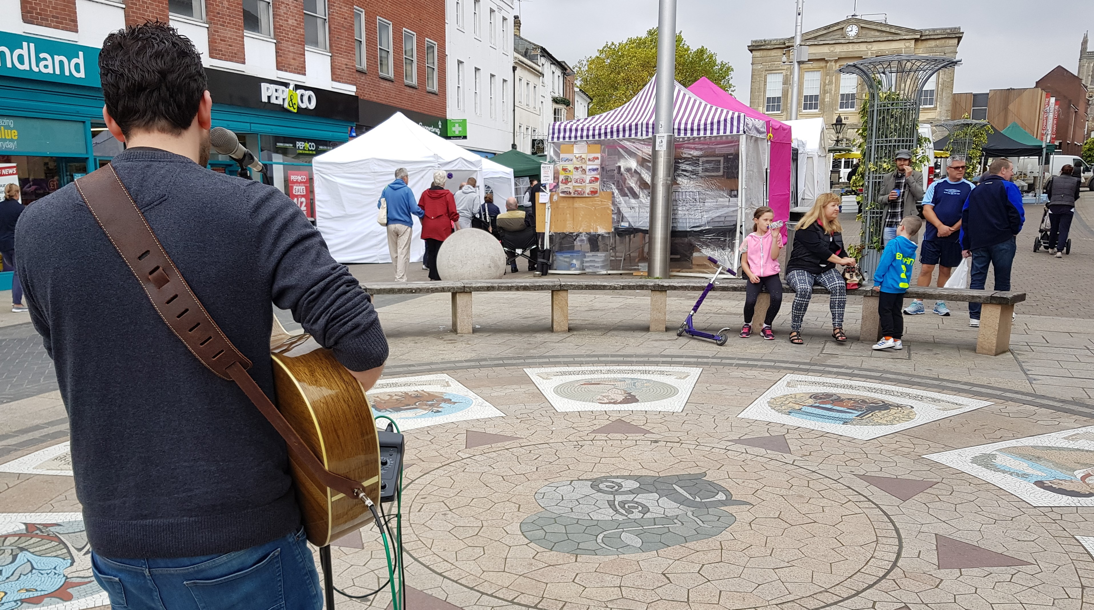 Andover Farmers and Craft Market – James Mitchell