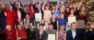 Pride Of Andover: Winners 2016