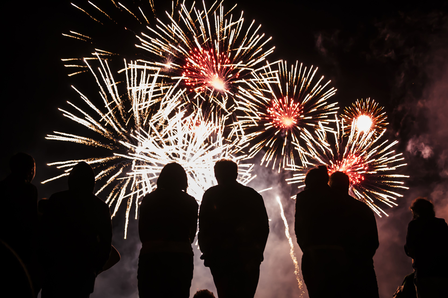 Fireworks Displays in Andover