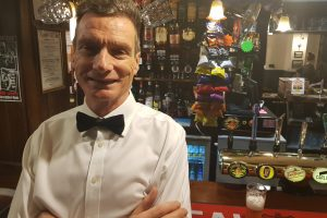 Andover Radio: Station Inn's Alex Gillies