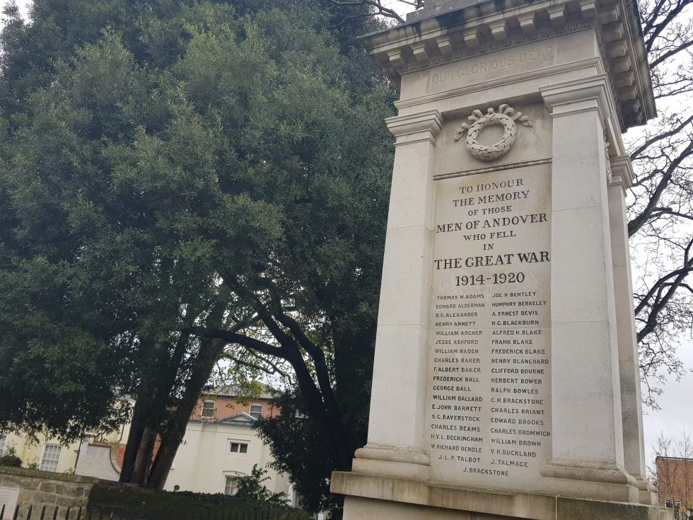 Andover War Memorial