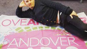 Ben Tuffin Andover Radio Love Andover