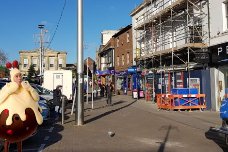 Andover High Street: Small Business Saturday
