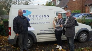 Perkins Pet Services: New Andover business